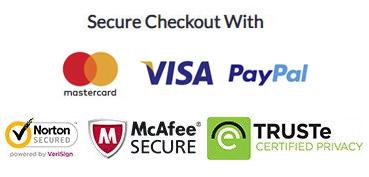 secure checkout